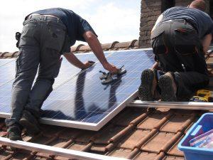 wonen op zonne-energie