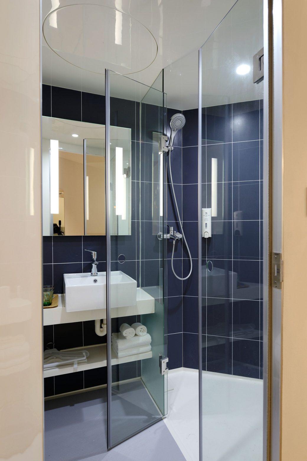 Een douchecabine maakt je badkamer | Designlife