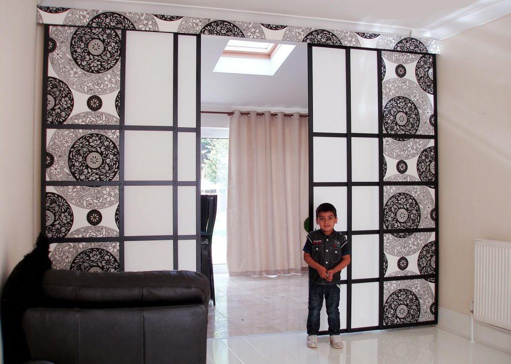 Gordijnen Als Roomdivider : Roomdividers in je woonkamer designlife