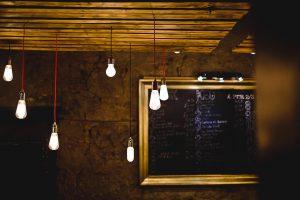 Verlichting in je huis is een belangrijke sfeermaker