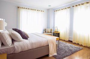Een tapijt in je slaapkamer is een goed idee