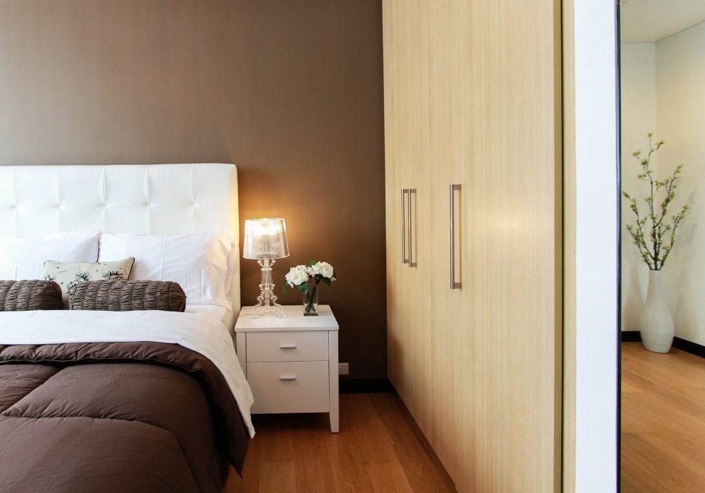 tips voor inrichten van slaapkamer