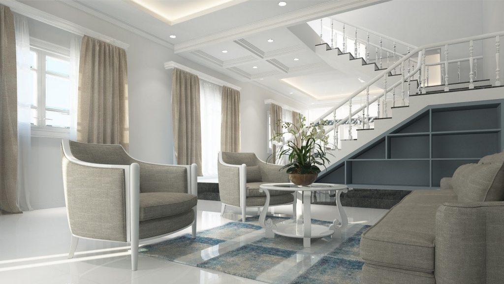 ruimte creeren woonkamer